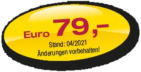 Nur 75,- Euro!